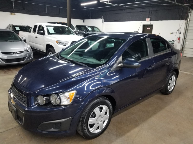 Chevrolet Sonic 2016 price $6,999 Cash