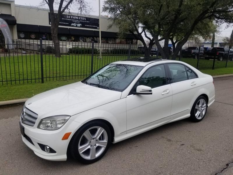 Mercedes-Benz C-Class 2010 price $8,299 Cash