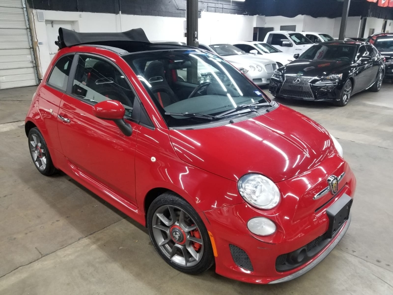 Fiat 500 2013 price $7,499 Cash