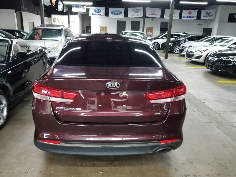 Kia Optima 2016 price $9,999 Cash
