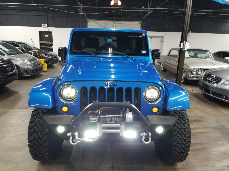 Jeep Wrangler Unlimited 2015 price $34,999 Cash