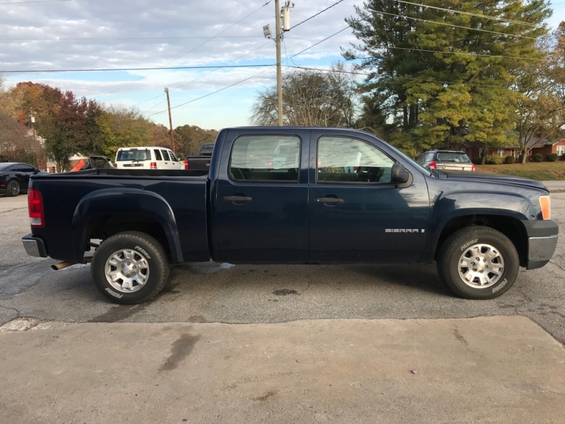 GMC SIERRA 1500 2007 price $6,499