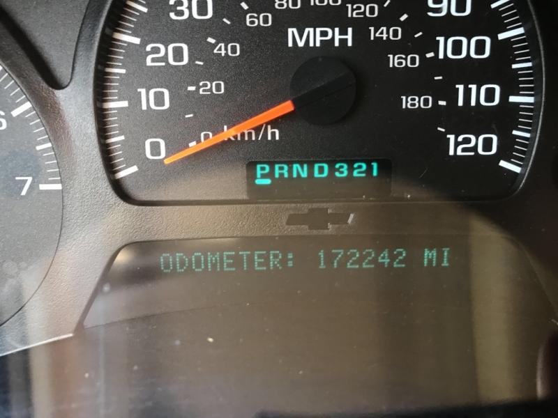 CHEVROLET TRAILBLAZER 2005 price $3,199