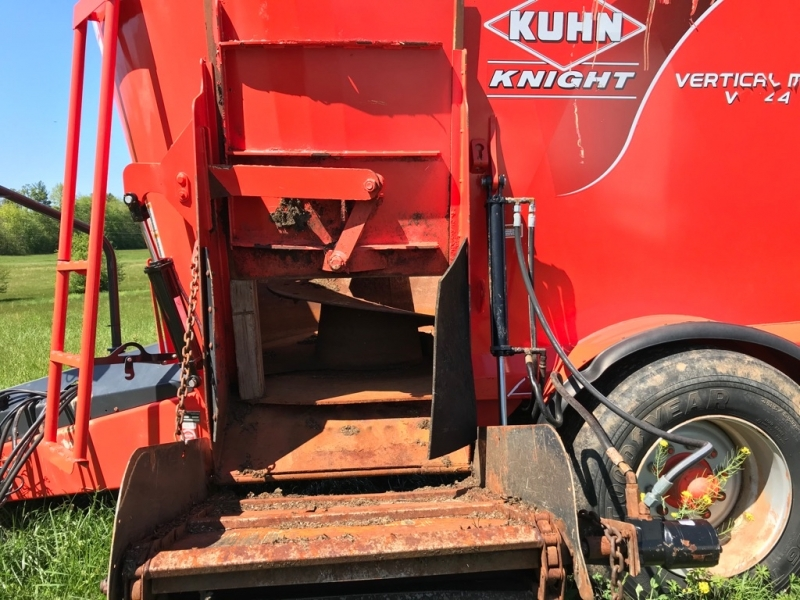 KUHN KNIGHT VT144 FEED 2017 price $26,999