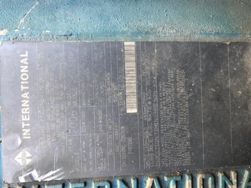 INTERNATIONAL 4300 DT466 2007 price $15,999