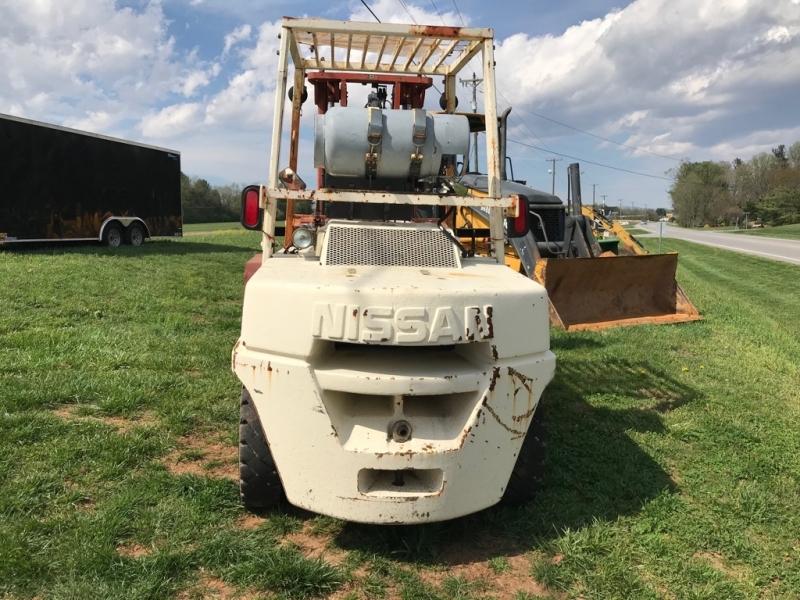NISSAN BGF03A40V 1997 price $9,499