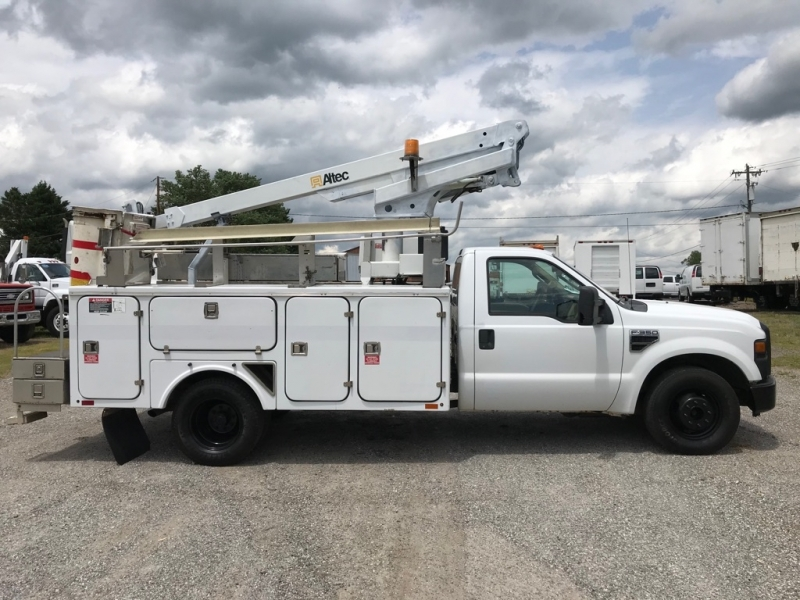 FORD F350 BUCKET TK 2008 price $13,999