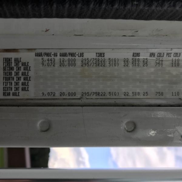 FREIGHTLINER COLUMBIA 120 2008 price $25,499