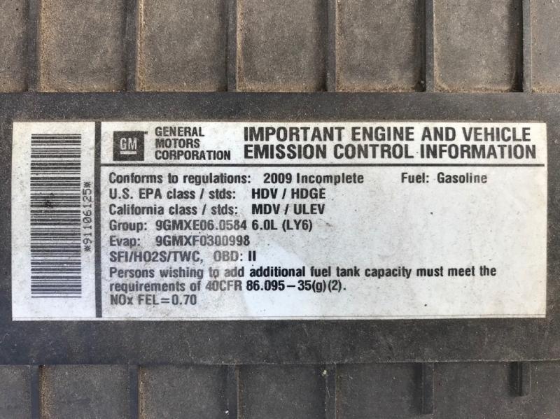 CHEVROLET EXPRESS G3500 2009 price $14,999