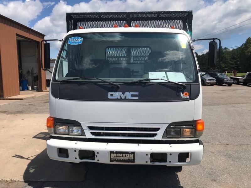 GMC W4500 14'+6' 2000 price $10,999
