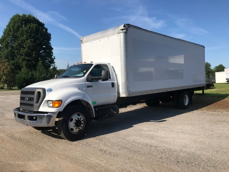 FORD F750 2012 price $21,499