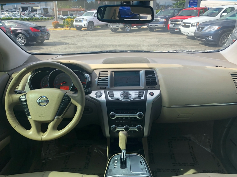 Nissan Murano 2009 price $8,550