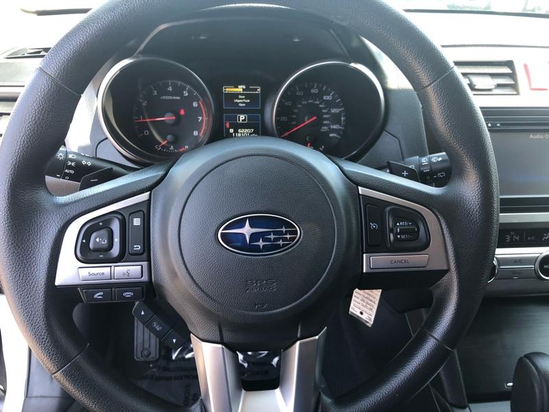 Subaru Outback 2015 price $10,950