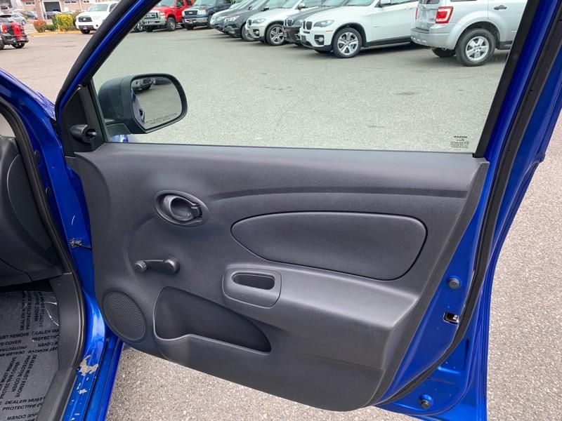 Nissan Versa 2014 price $4,450