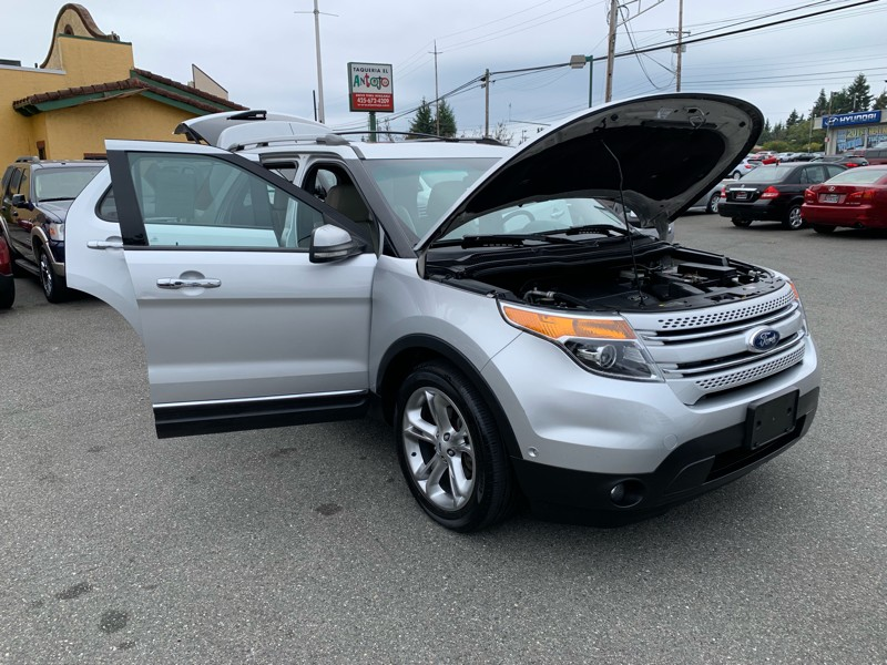Ford Explorer 2012 price $11,950