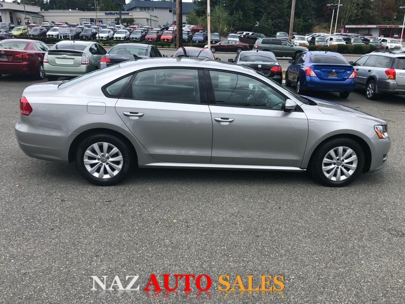 Volkswagen Passat 2013 price $5,950