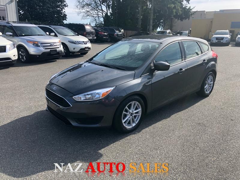 Ford Focus 2018 price $12,550