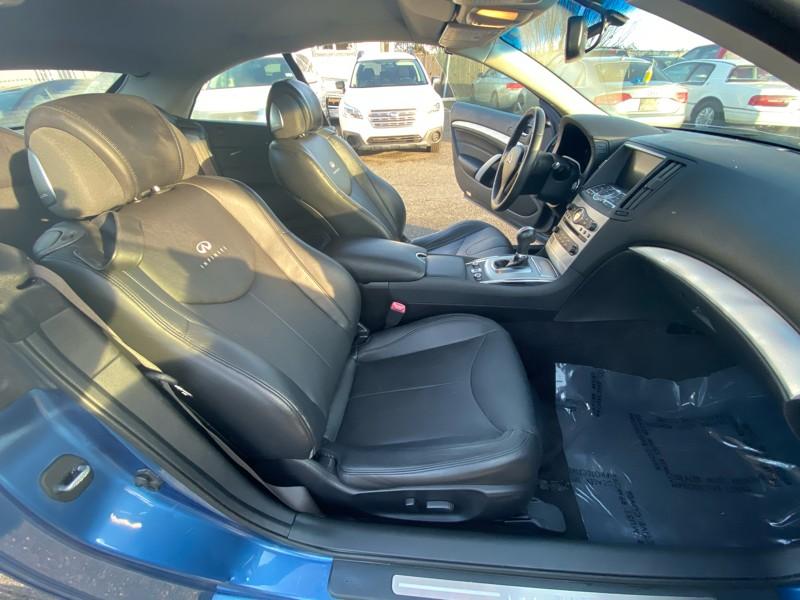 Infiniti G 37C 2010 price $9,950