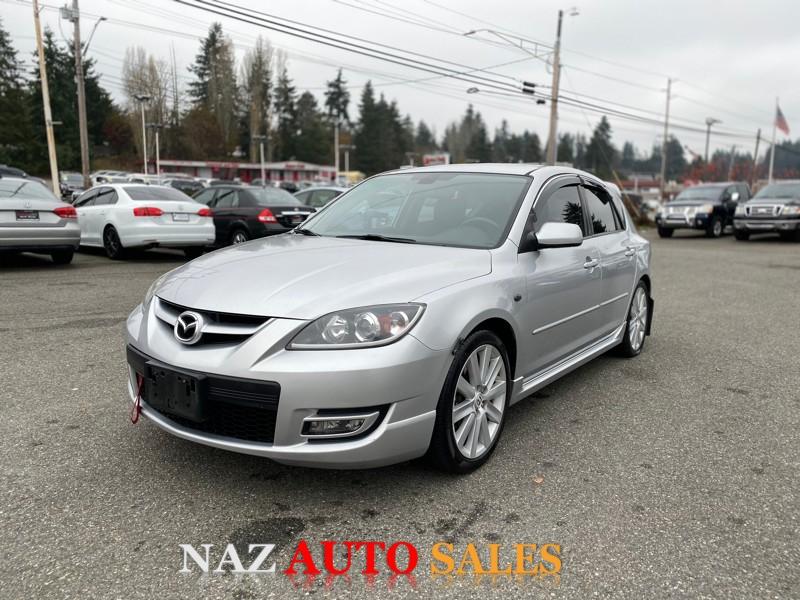 Mazda MazdaSpeed3 2007 price $6,950