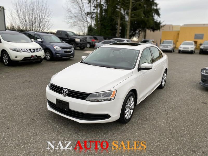 Volkswagen Jetta Sedan 2012 price $8,550