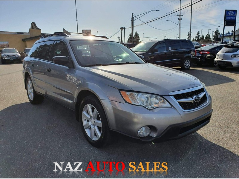 Subaru Outback (Natl) 2008 price $6,750