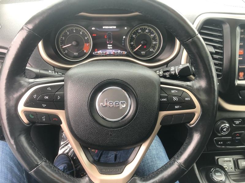 Jeep Cherokee 2014 price $13,950