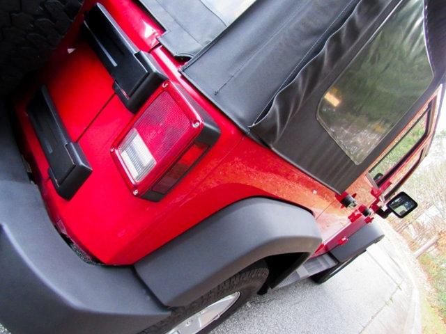 Jeep Wrangler Unlimited 2010 price $13,507