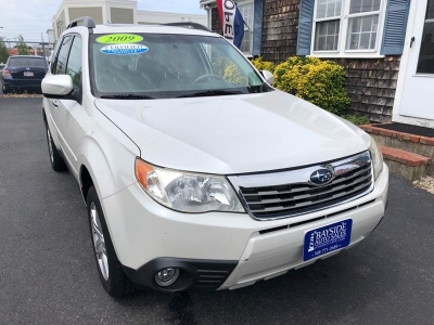 2009 Subaru Forester 2.5 X Limited AWD