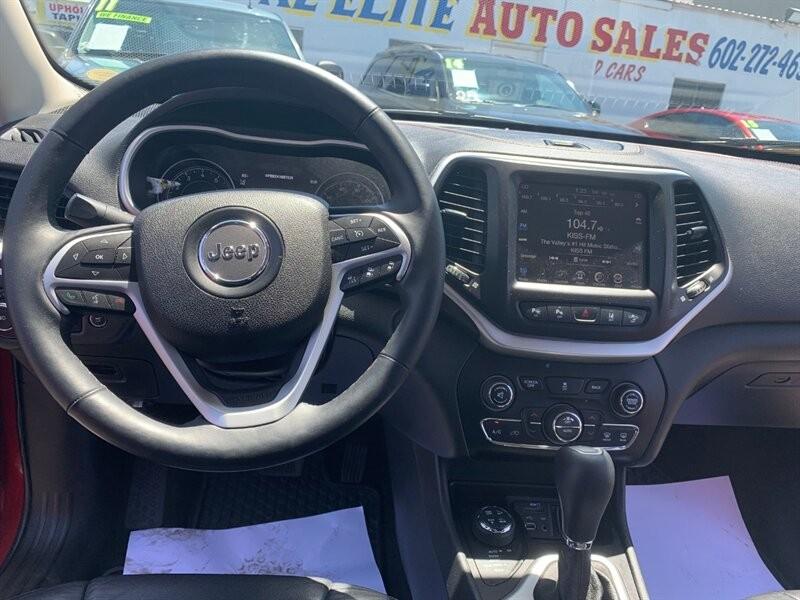 Jeep Cherokee 2014 price $18,999