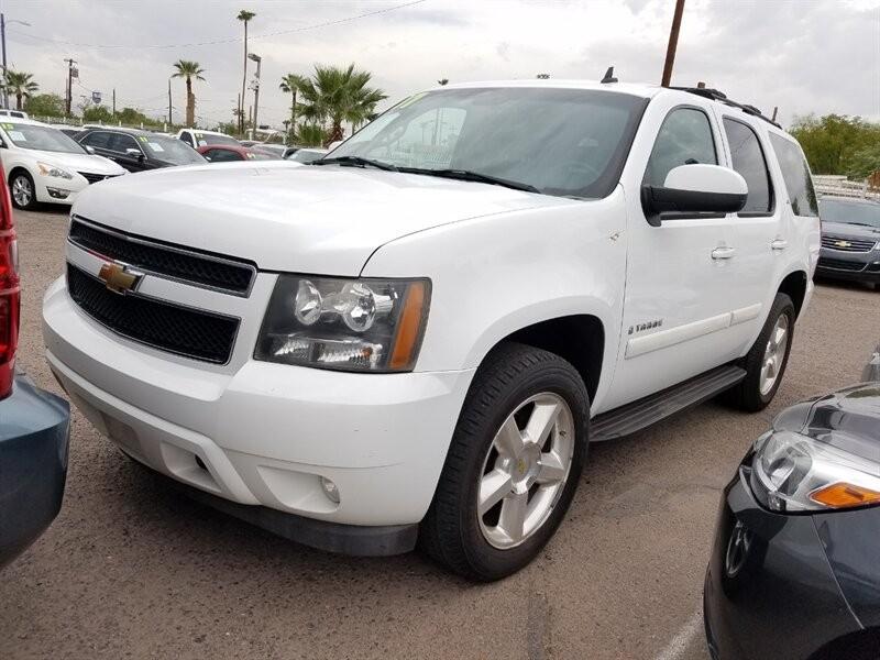 Chevrolet Tahoe 2007 price $12,500