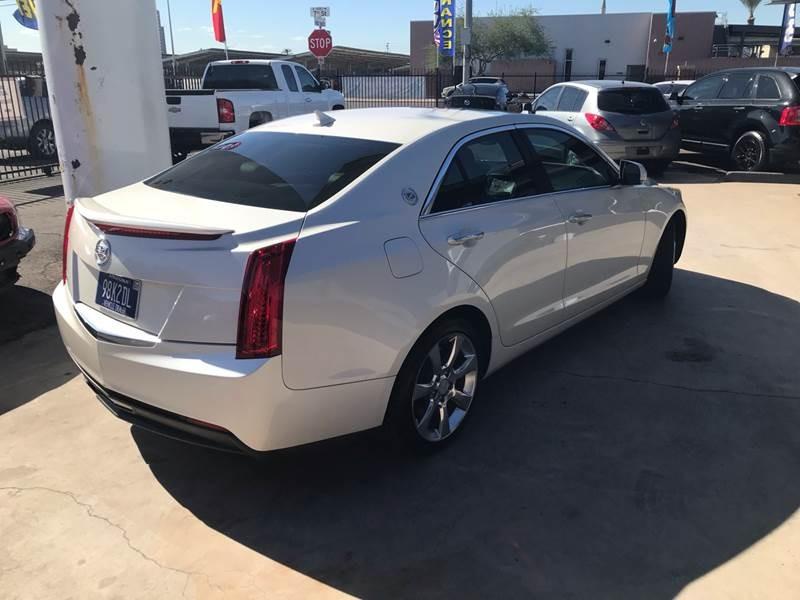 Cadillac ATS 2013 price $12,495