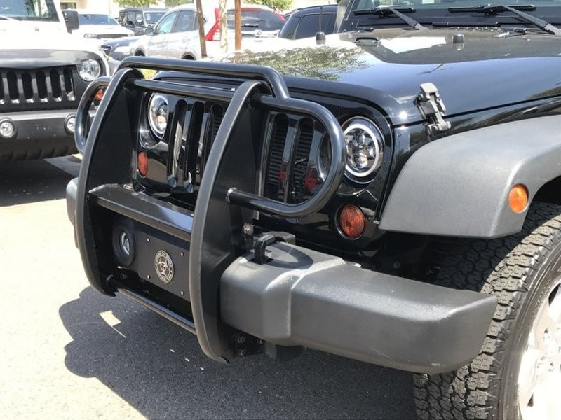 Jeep Wrangler Unlimited 2013 price $23,250