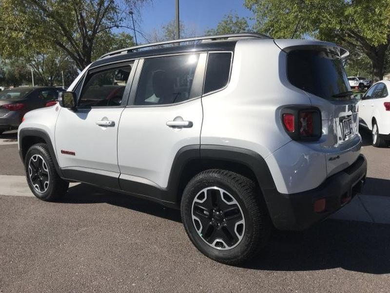 Jeep Renegade 2016 price $18,750