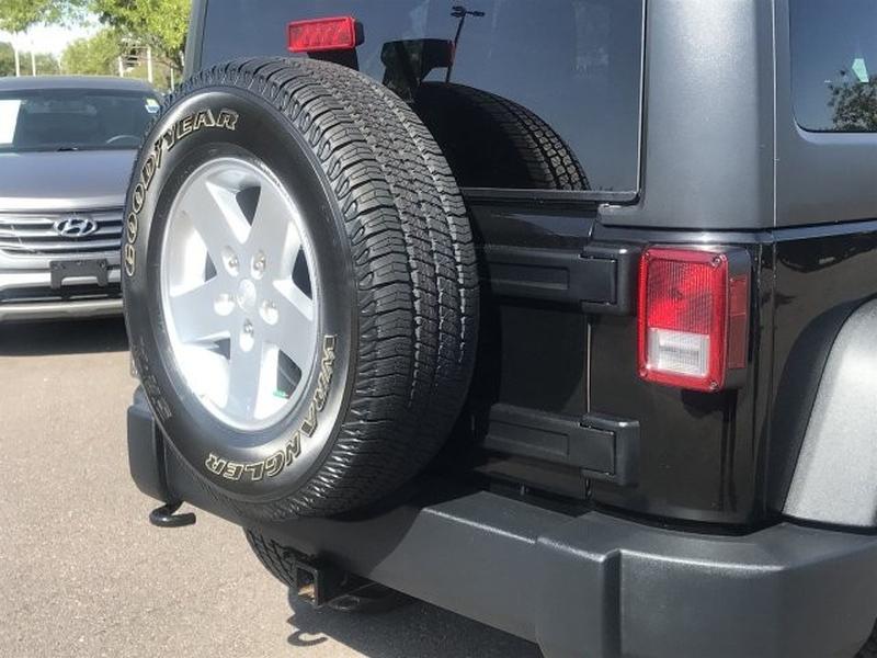 Jeep Wrangler Unlimited 2012 price $22,500