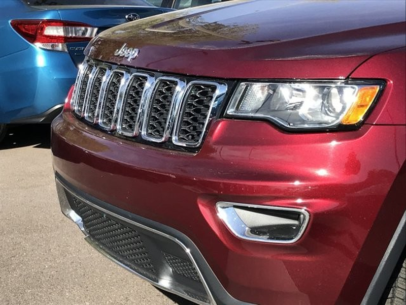 Jeep Grand Cherokee 2017 price $24,500