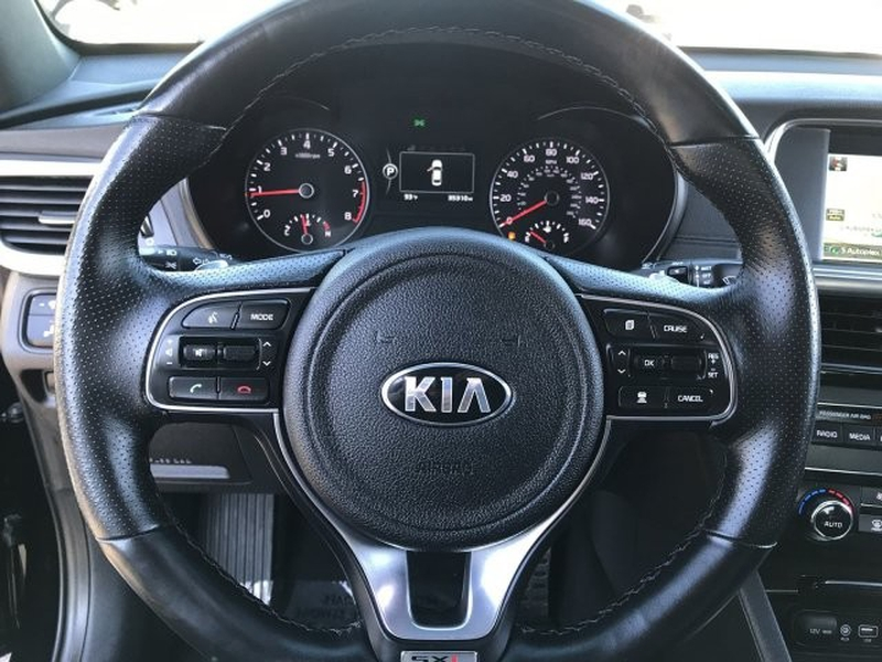 Kia Optima 2016 price $20,000