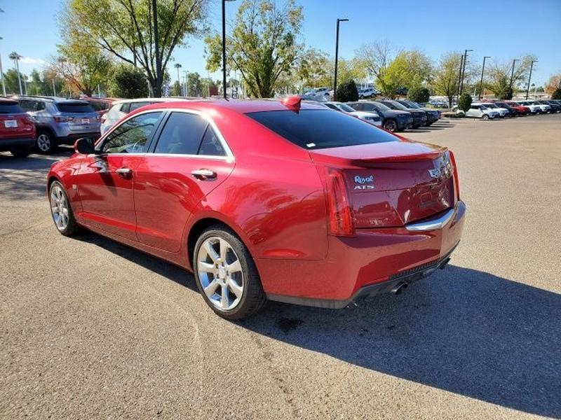 Cadillac ATS Sedan 2016 price $16,500