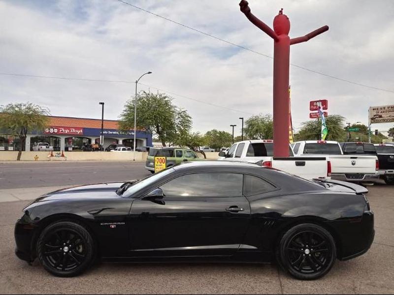 Chevrolet Camaro 2014 price $13,950