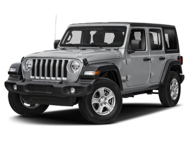 Jeep Wrangler Unlimited 2019 price $37,092