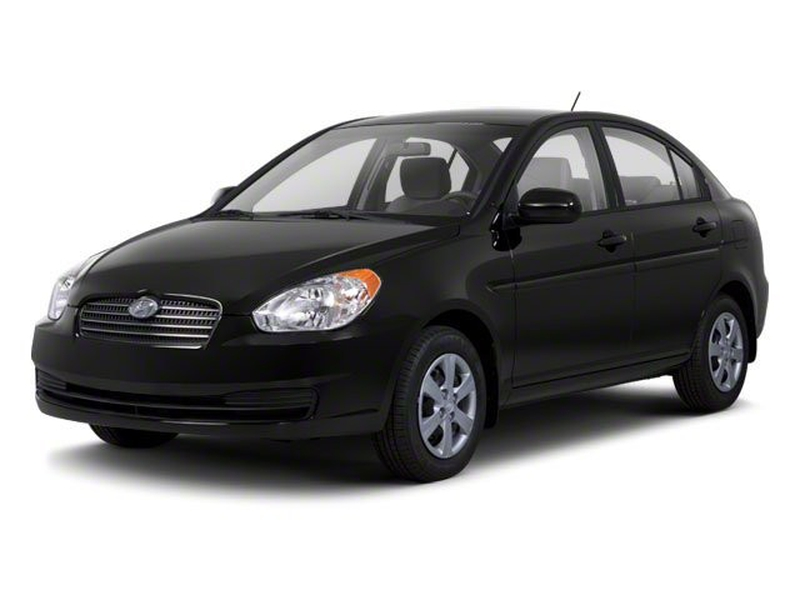 Hyundai Accent 2010 price Call for Pricing.