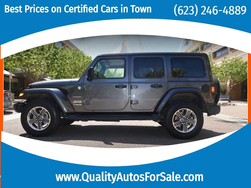 Jeep Wrangler Unlimited 2019 price $38,888