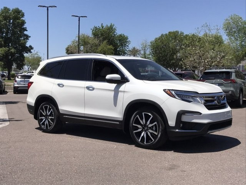 Honda Pilot 2019 price Call for Pricing.