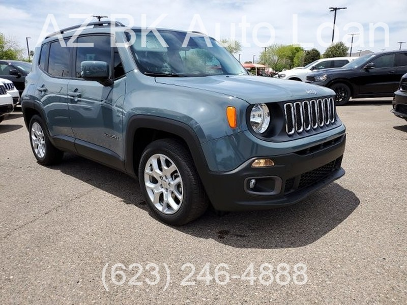 Jeep Renegade 2017 price $15,750