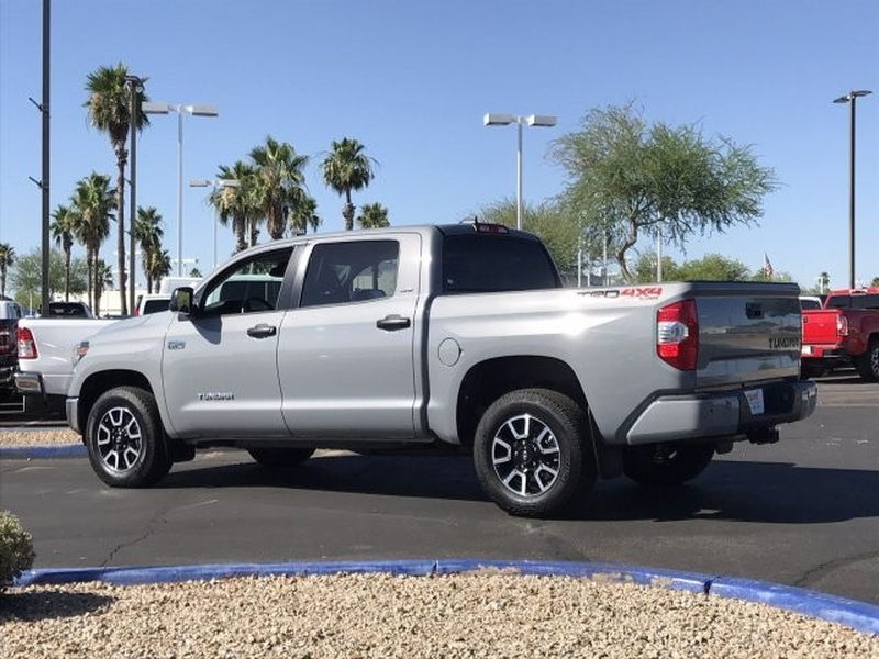 Toyota Tundra 4WD 2020 price Call for Pricing.