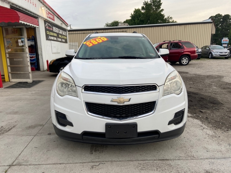 CHEVROLET EQUINOX 2011 price $5,800