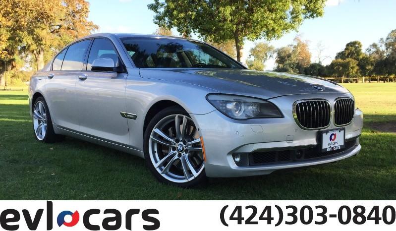 2009 BMW 7 Series 4dr Sdn 750i - Inventory | EVL CARS INC | Auto ...