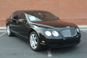 Bentley Continental Flying Spur (CFS) 2007