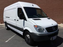 Mercedes-Benz Sprinter Cargo Vans 2011