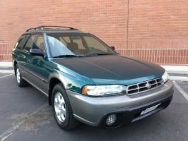 Subaru Legacy Wagon 1996