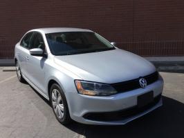 Volkswagen Jetta Sedan 2011